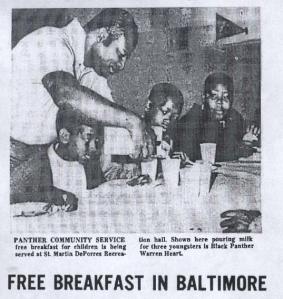 BPP Free Breakfast