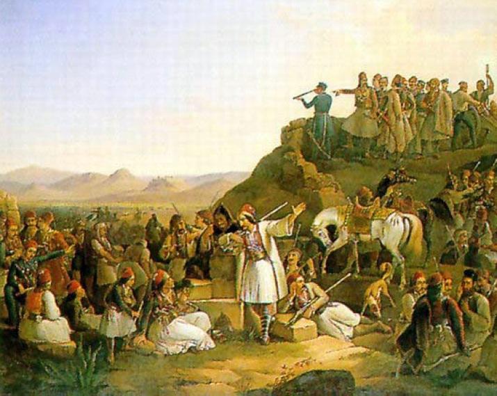 Αλήθειες αναφορικά με την κοινωνική επανάσταση του 1821 | Anarchy press gr