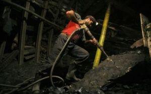 Mine+mining+mineworkers