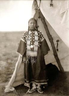 Η-θέση-της-γυναίκας-στις-Ινδιάνικες-φυλές
