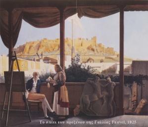 Το-σπίτι-του-προξένου-της-Γαλλίας-Fauvel,1825