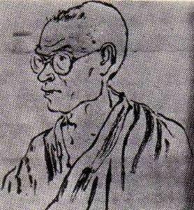 Σχέδιο του Wada Kyûtarô που έγινε στη φυλακή από ένα συγκρατούμενό του