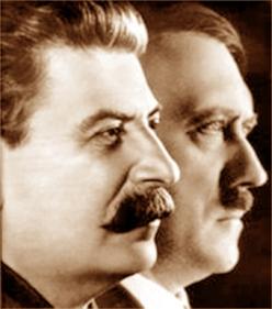 χιτλερ-στάλιν