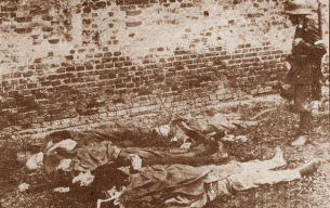 Ομαδικές δολοφονίες επαναστατών